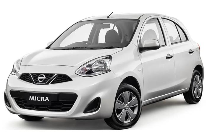 Nissan Micra or Similar
